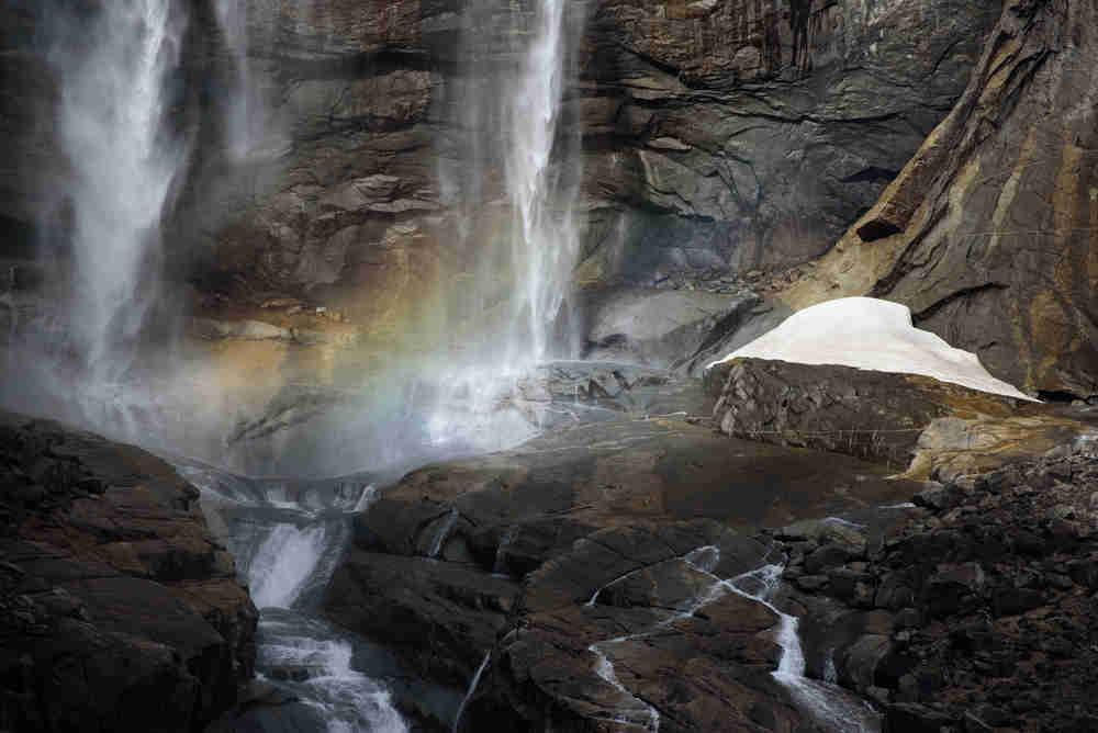 (Lower) Yosemite Falls