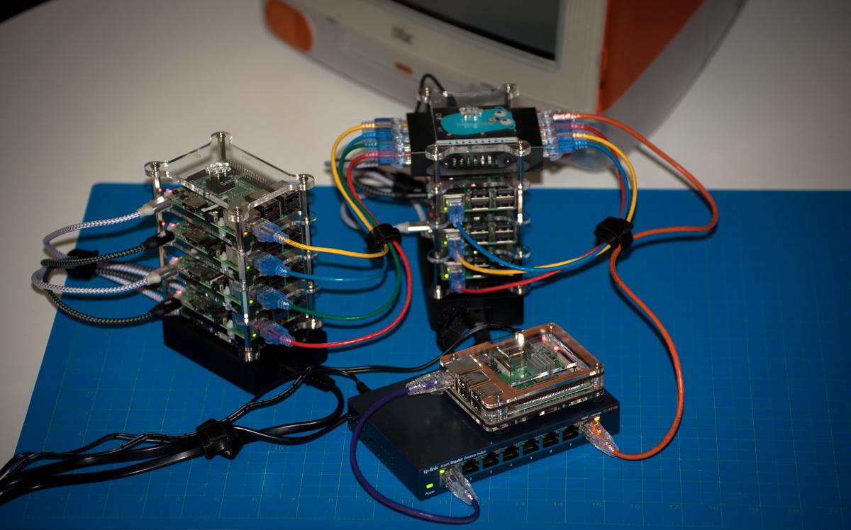 Raspberry Pi based Kubernetes Cluster