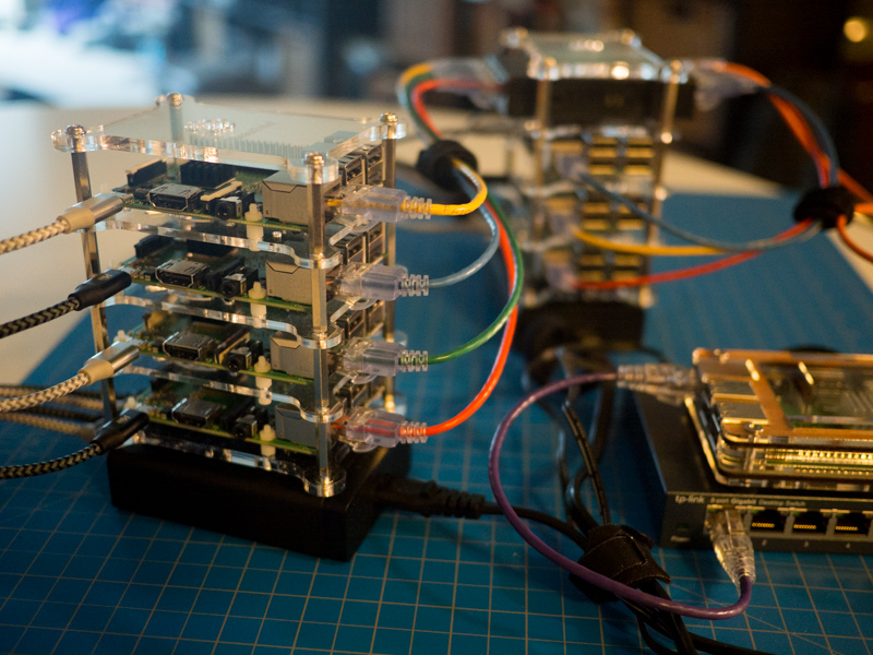 Unlimited Power! My Unstoppable Raspberry Pi Kubernetes